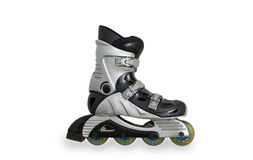 Inline skate isolated Stock Photos