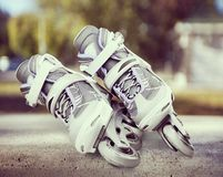Inline Skate Royalty Free Stock Images