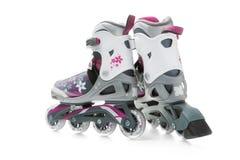 Inline skates Stock Photos
