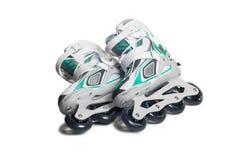 Inline skates. Stock Photo