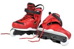 Inline skates Stock Image