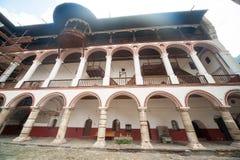 InloggningscellRila kloster Royaltyfria Bilder
