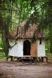 Inloggningsskog Royaltyfri Bild