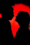 inlove de couples Photographie stock