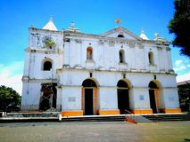 Inmaculada Concepcià ³ n kościół, Heredia, Costa Rica zdjęcie royalty free