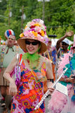 Inman Park Spring Festival Parade Atlanta Georgia Stock Photo