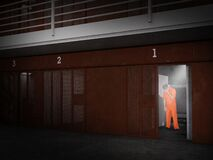 Free Inmate, Prison Convict, Jail Cell Stock Images - 199889814