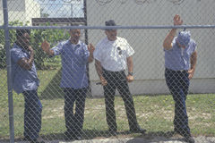Free Inmates From Dade County Men S Correctional Royalty Free Stock Photo - 26270005
