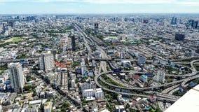 Inmensity van Bangkok Stock Afbeelding