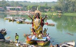 Inmersión de los ídolos de la diosa Fotos de archivo