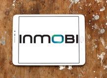 InMobi mobilny reklamowy logo Obrazy Stock