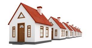 Inmobiliaria Foto de archivo libre de regalías