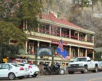 An Inn at Castle Rock Shot, Bisbee, Arizona Stock Image