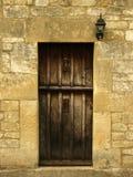 Inn Doorway. Doorway of old country inn royalty free stock images