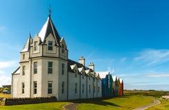 Inn at John o'Groats Stock Images
