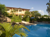 Inn in Pirenopolis. Goias, Brazil Royalty Free Stock Images