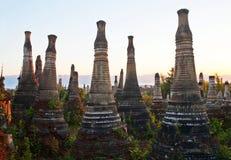 Inn Thein Paya, Myanmar Stock Images