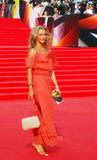 Inna Ginkevich at Moscow Film Festival Royalty Free Stock Image