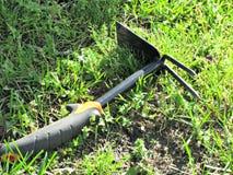 Innaffiatura del giardino tool Fotografia Stock Libera da Diritti