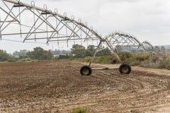 Innaffiatura del sistema del perno di irrigazione Immagini Stock Libere da Diritti