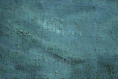 Innenöl der modernen Malerei auf Segeltuch, Beschaffenheit, Hintergrund Stockfoto
