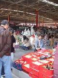 Innen-Antikmarkt Pekings Panjiayuan Lizenzfreie Stockfotografie