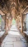 Innen ein Tempel Lizenzfreie Stockfotos