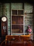 Innen, Haus coffice Gesch?ft in Bangkok, Thailand lizenzfreie stockbilder