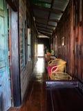 Innen, Haus coffice Gesch?ft in Bangkok, Thailand lizenzfreie stockfotos