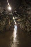 Innen-Hegra-Festung Norwegen Stockfotos