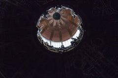 Innenansicht der Haube von Duomodi Siena Stadtkathedrale von Santa Maria Assunta toskana Italien Lizenzfreie Stockfotos