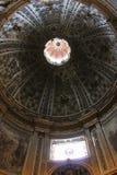 Innenansicht der Haube von Duomodi Siena Stadtkathedrale von Santa Maria Assunta toskana Italien Lizenzfreies Stockfoto
