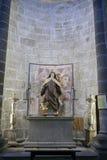 Innenansicht der Kathedrale in Avila, Kapelle von Santa Teresa (O Stockfotografie