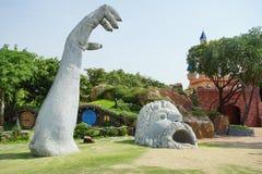 Innenansicht des Spaßparks nannte Dream World in Pathum Thani, T stockfotos
