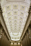 Innenansicht von Basilica Del Santo Lizenzfreies Stockbild