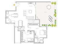 Innenarchitektur Stockbilder