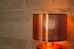 Innenarchitektur der Lampe Lizenzfreie Stockbilder