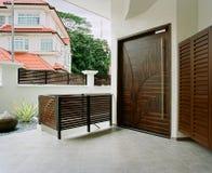 Innenarchitektur - Foyer stockfoto