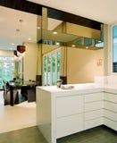 Innenarchitektur - Küche stockbilder
