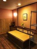 Innenaufnahme von Setsugetsuka-Hotel r stockfoto