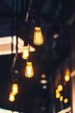Innenbeleuchtungsweinleseretrostil mit Filmkorn und Geräuschbeschaffenheit lizenzfreie stockfotos
