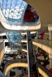 Inneneinkaufszentrum MyZeil in Frankfurt, Deutschland Lizenzfreie Stockfotos