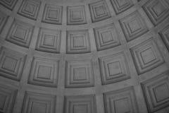 Innenhaube Jefferson Memorials lizenzfreies stockbild