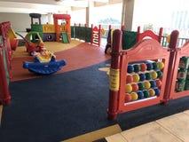 Innenkinderspielplatz für Kinder Lizenzfreie Stockfotografie