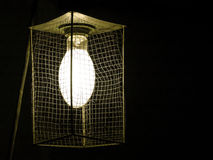 Innenlampe Stockfoto