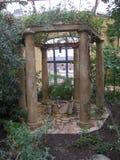 Innenraum-Brunnen Stockfoto