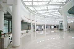 Innenraum der Halle Lizenzfreies Stockfoto