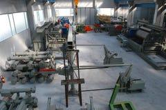 Innenraum der Industrie Stockbilder