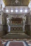Innenraum der Kathedrale von StLawrence in Trogir, Kroatien Lizenzfreies Stockbild