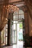 Innenraum des aus alter Zeit Gebäudes Lizenzfreies Stockfoto